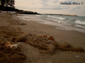 Seaside Landscape no 3